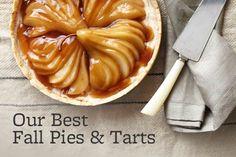 Best Fall Pies & Tarts - I will eat them all.