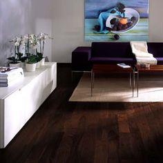 Kahrs Walnut Philadelphia 2 strip Plank Hard wood Floor
