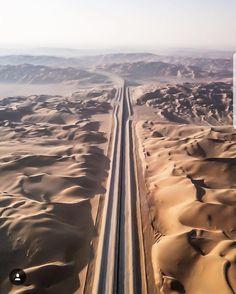 Liwa dunes (Rub al Khali) - Abu Dhabi