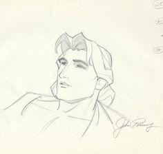 John Smith drawing | ... Extreme Drawing of JOHN SMITH Signed by Artist JOHN POMEROY, 1995 ★ || CHARACTER DESIGN REFERENCES (https://www.facebook.com/CharacterDesignReferences & https://pinterest.com/characterdesigh) • Love Character Design? Join the #CDChallenge (link→ https://www.facebook.com/groups/CharacterDesignChallenge) Share your unique vision of a theme every month, promote your art in a community of over 25.000 artists! || ★