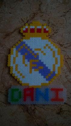 escudo del real madrid con nombre