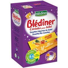 Lợi ích khi mẹ cho bé dùng bột ăn dặm Bledina thường xuyên