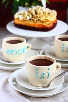 Suklaapossu: Isänpäivän kahvikuppikakut