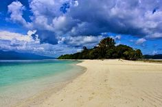 Santai Beach, Latuhalat, Nusa Niwe, Ambon