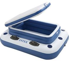 Ice Chests And Coolers Inflatable Floating For Pool Parties Beer Drinks Camping  #Intex