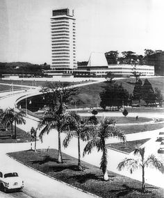 Kuala Lumpur, City Lights, Singapore, September, History, Building, Garden, Historia, Garten