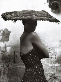 Kate Moss Shot by Annie Liebovitz in Givenchy Haute Couture by Alexander McQueen FW99