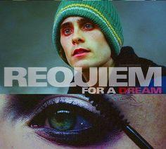 Requiem for a dream. Culture Shock, Love Culture, 1969 Movie, Requiem For A Dream, Darren Aronofsky, Film Strip, Chef D Oeuvre, Jared Leto, Documentaries