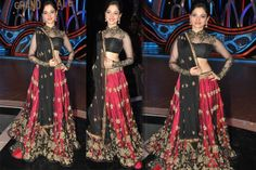 Bollywood designer lehenga choli For more designs visit our website http://panachehautecouture.co.in