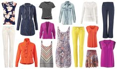 Cabi's Style Director has pulled together some stand-out pieces from the Spring 2016 Collection to show you how to get the most out of your wardrobe. Read on to start your Wish List and browse the looks!