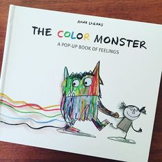 The-best-popup-book-ever! First seen on @ourkindergartenfamily's feed, it's fantastic book for exploring emotions with young children #picturebooks #earlychildhood #wellbeing