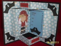 Papeles y Colores: Quirky Crafts Challenge # 12 FOLD IT!!  AHOY MATEY PRINTABLE SET…