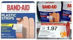 Target: $0.81 Band-Aid Bandages with B2G1 sale and high-value printable coupon! - http://www.couponaholic.net/2015/01/target-0-81-band-aid-bandages-with-b2g1-sale-and-high-value-printable-coupon/
