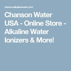 Chanson Violet IMPERIAL PACKAGE Ionizer+Pre Filter+Armor+G2