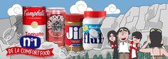 ÉPICERIE AMÉRICAINE, Produits US Importés et Junk Food - My Little America