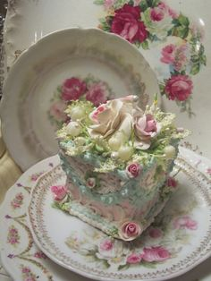 Sweet's for A Shabby Tea Party :)