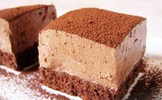 Čokoládové truffle kocky. Chutia úplne famózne !