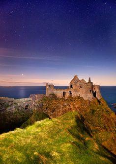 Antrim Coast, Ireland: