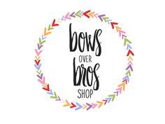 Handmade goods for your babe! bowsoverbrosshop.com
