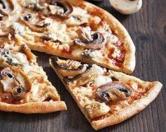Pizza végétarienne de Tiphaine   Cuisine AZ