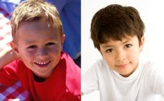 Kids Hairstyles - Little Boys Haircuts - Kids hairstyles ideas - Check out some cute little boys haircuts pictures/photos and get inspired for your little man's new hairstyle.