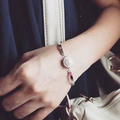 #穿搭 #手環 #手鍊 #飾品 #珍珠飾品 #復古飾品 #vintagestyle #bracelet #accessories #bluma