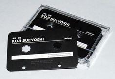 cassette busines cards
