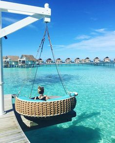 Centara Grand Island Resort & Spa #Maldives