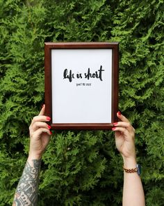 DIY PROJECT: FREE PRINTABLE DAILY REMINDERS