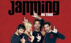 """(Bizkaia) Teatro Campos Elíseos Antzokia. """"JAMMING ON TOUR"""". Espectáculo de improvisación. Tours, Movies, Movie Posters, Fields, Entertainment, Theater, Events, Films, Film Poster"""