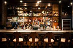 add mirror to cafe Bar Design