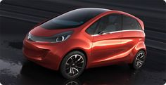 Tata Megapixel :- Combining a lithium ion phosphate battery and an on-board petrol engine generator for recharging on the move, the Tata Megapixel offers a range of up to 900 km with a single tank of fuel.