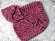 Size.12-24 Months.Newborn Poncho..Baby by knitsdwarfs on Etsy