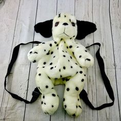 kids backpack DALMATION puppy dog school nursey gym zip up adjustable straps Dog School, Sacks, Kids Backpacks, Dalmatian, My Ebay, Dogs And Puppies, Snoopy, Nursery, Gym