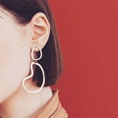 Kopi big Arp earrings 2 #earrings #gold #earring #jewellery #mothersday