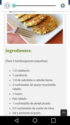 Queso Mozzarella, Vegetables, Food, Stuffed Peppers, Vegetable Recipes, Eten, Veggie Food, Meals, Veggies