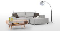 Mayne hoek- en slaapbank - made.com - van €1800 voor €999