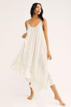 30 Everyday Dresses to Wear at Home This Summer Free People Clothing, Clothes For Women, Sheer Dress, White Dress, White Maxi, My Bridal Shower, Summer Chic, Casual Summer, Everyday Dresses