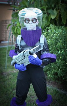 Impressive Mr. Freeze Costume | My Disguises - We Love Costumes