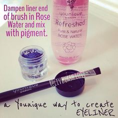 One of my other favorites from Younique! Rose Water I use this at least twice a…