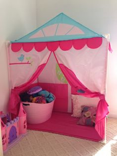 Would love to repurpose Chloe's crib mattress for a cushion for a reading nook of some sort !