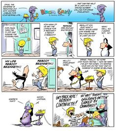 Today on Bloom County 2019 - Comics by Berkeley Breathed Bill The Cat, Berkeley Breathed, Boring Life, Cheer Me Up, Non Sequitur, Cartoon Memes, American Comics, Calvin And Hobbes, Political Cartoons