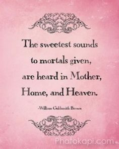 1000 images about for the mom on pinterest mothers day for Short poems for daughters from mothers