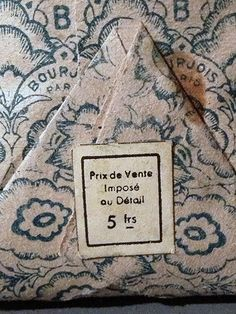 French labeling