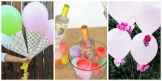 8 Unexpected Ways to Use Balloons