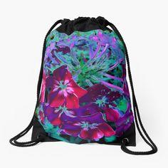 Pink Garden, Red Purple, Drawstring Backpack, Your Favorite, Bags, Handbags, Drawstring Backpack Tutorial, Dime Bags, Lv Bags