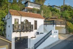 Spanish Abode - James Franco Lists His Cali-Cool Silver Lake Home For $949K - Photos