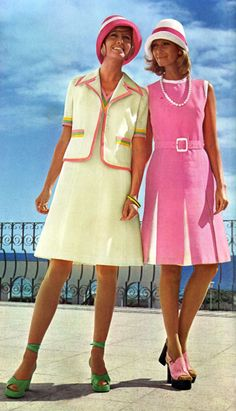 Easter Style 1960's