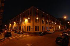 Recupero funzionale dell'ex Tobler, Franco Cucchiarati. © Gianpiero Zanardi / Giovanni Fontana Environment