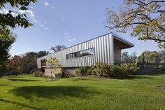 Pictures - Princeton University Tennis Pavilion - Photo credit: Vanni Archive - Architizer